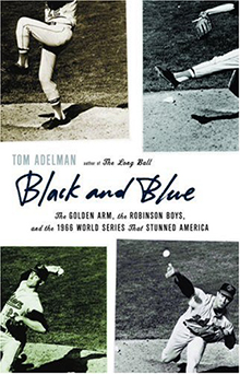 Black and Blue book cover